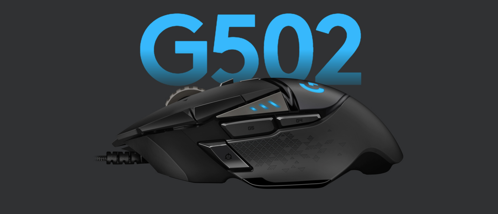 REVIEW - Logitech G502 HERO Gaming Mouse - Everyday Metal