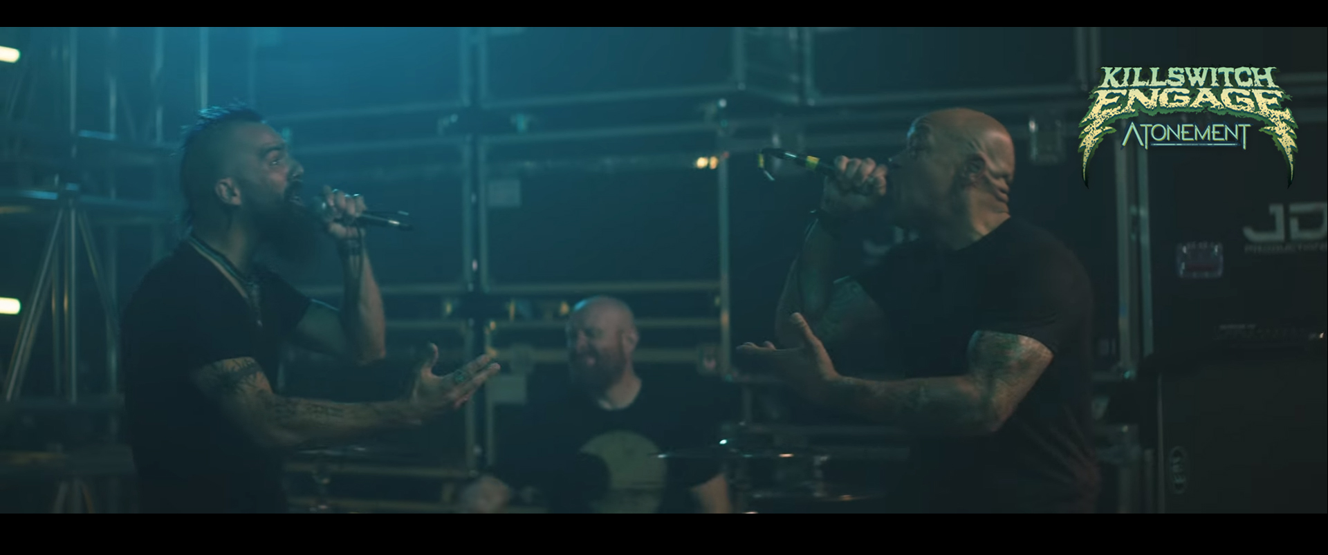 KILLSWITCH ENGAGE - release new video for